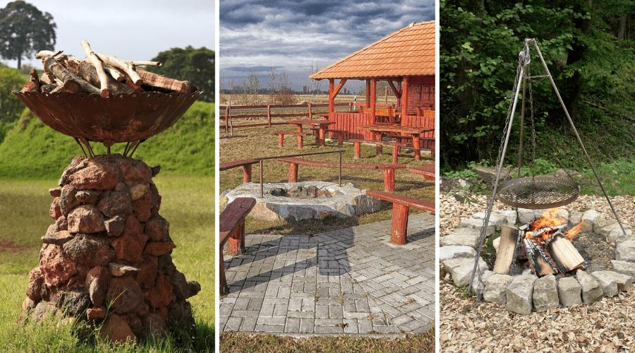 74 Amazing Fire Pit Ideas: #37 is Stunnin