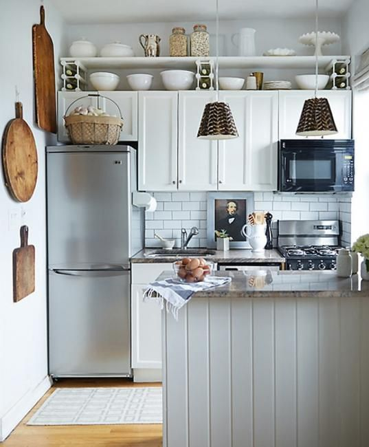 8 Tiny House Kitchen Ideas To Help You Make the Most of Your Small .