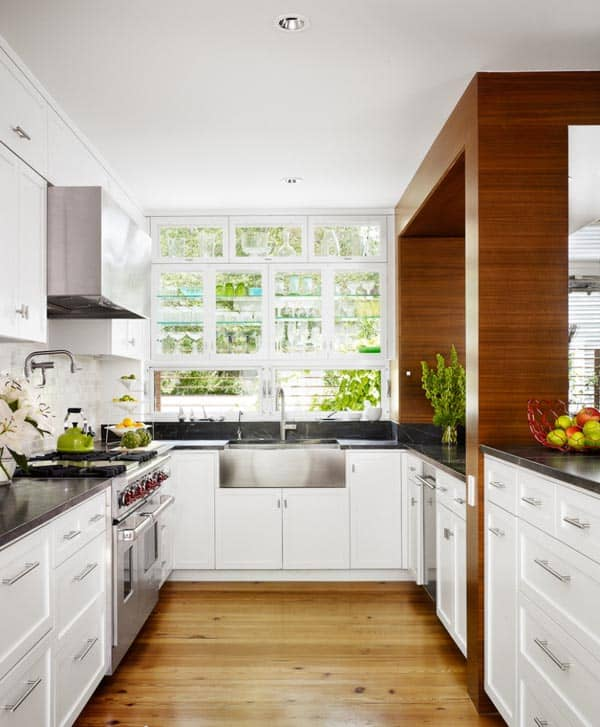 43 Extremely creative small kitchen design ide