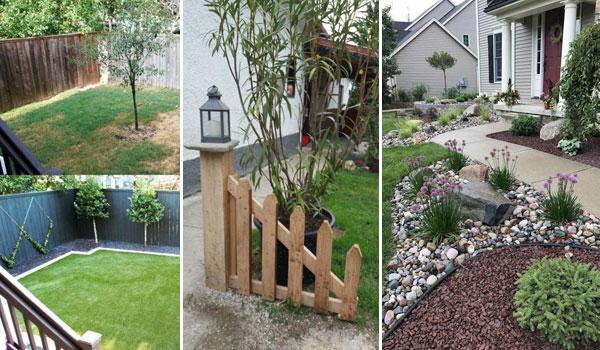 Extraordinary Small Backyard Landscaping   Ideas on A Budget