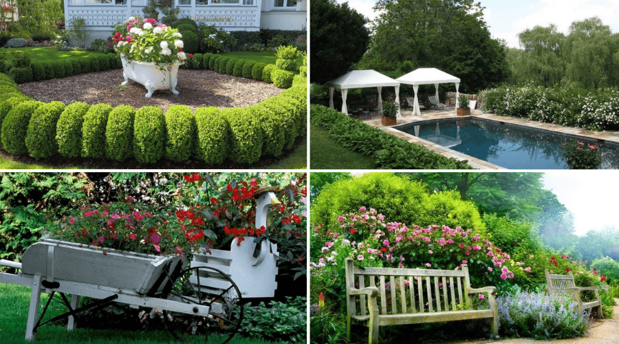 40 Awesome and Cheap Landscaping Ideas: #27 is Too Eas