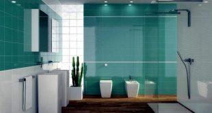Bathroom Modern Bathroom Colors Creative On With Fresh Within Tile .