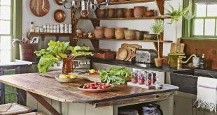 34 Farmhouse Style Kitchens - Rustic Decor Ideas for Kitche