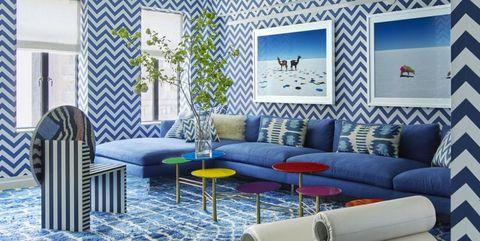 20 Inspiring Living Room Wallpaper Ideas - Best Wallpaper .