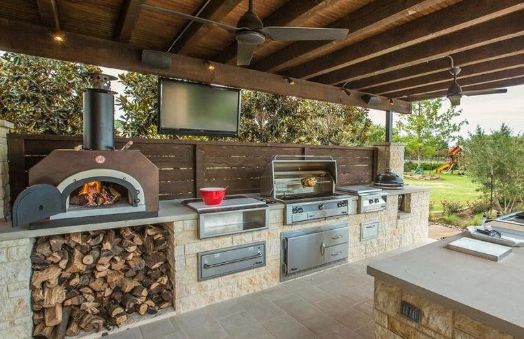 15 Best Backyard Kitchen Ideas - Dreamy Outdoor Kitchen Desig