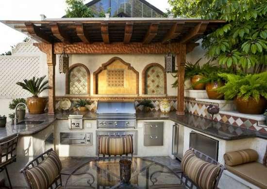 Outdoor Kitchen Ideas - 10 Designs to Copy - Bob Vi