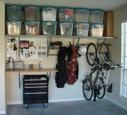 49 Brilliant Garage Organization Tips, Ideas, and DIY Projects .