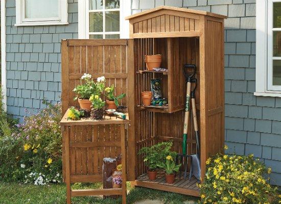 Garden Tool Storage - 11 Smart Solutions - Bob Vi