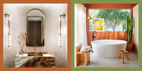 60+ Beautiful Bathroom Design Ideas—Small & Large Bathroom Remodel .