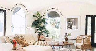 Scandinavian, Bohemian home decor, eclectic interiors, design .