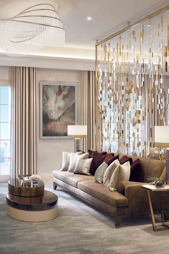 How to Design a Luxury Living Room