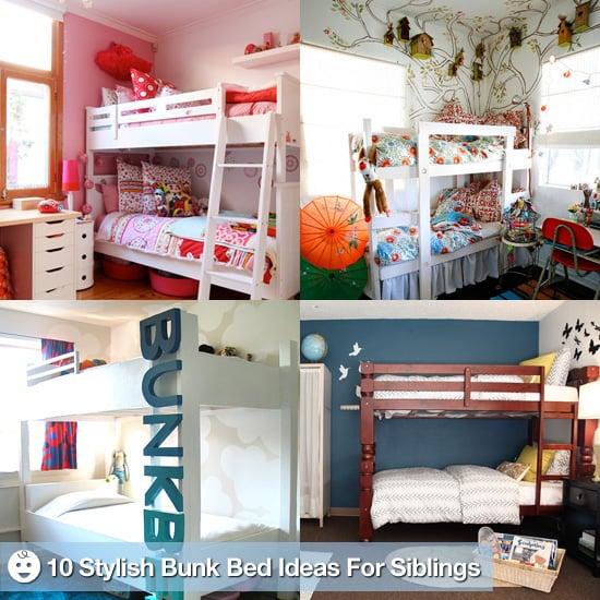Design Tips For Bunk Beds in Kids' Bedrooms   POPSUGAR Fami