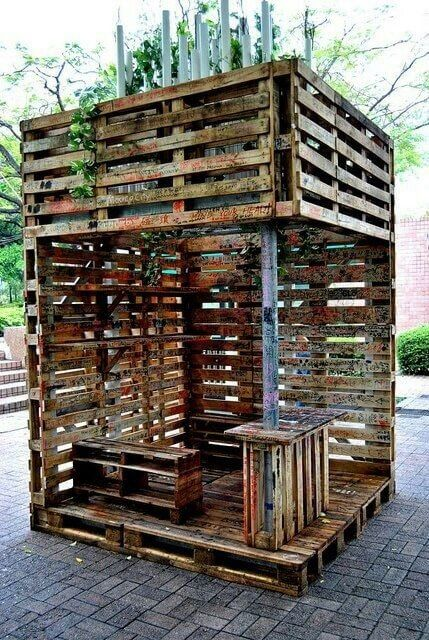 30 Genius Ways to Use Pallets in Your Garden   Page 2 of 30 .