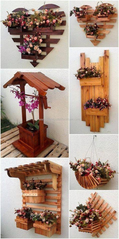 Innovative DIY Projects Pallet Garden   Design Ideas