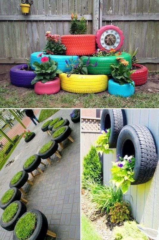 24 Creative Garden Container Ideas (with pictures) | Garden .