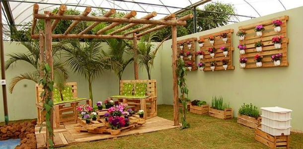 39 outdoor pallet furniture ideas and DIY projects for pat