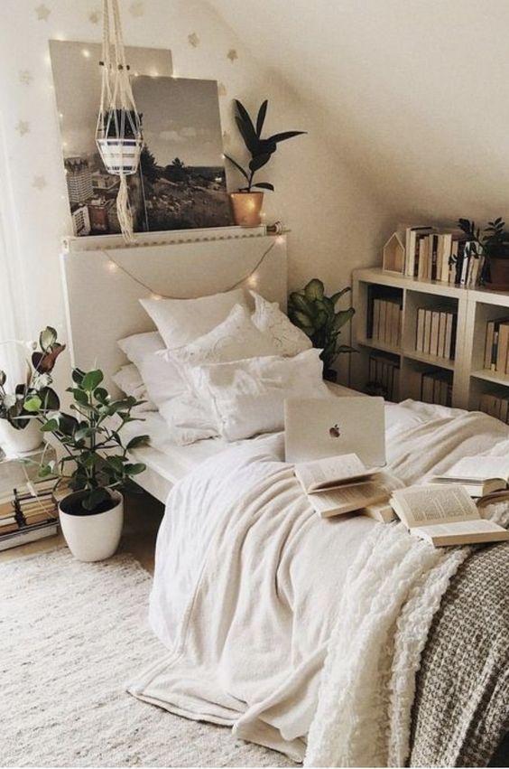 Amped Fleece Boo Pillow 2019 boho college dorm room ideas | urban .