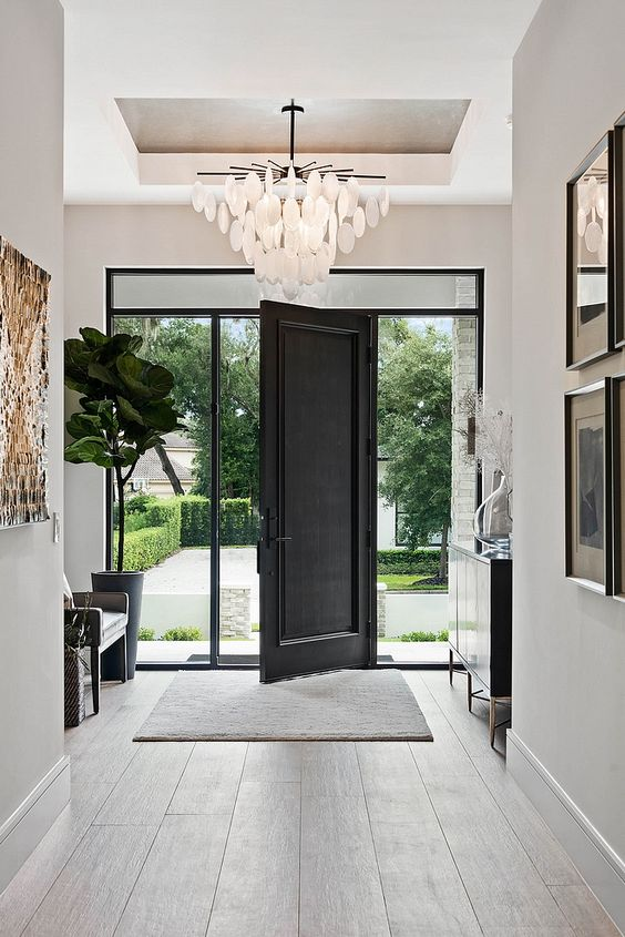 Inspiring Entryway Designs