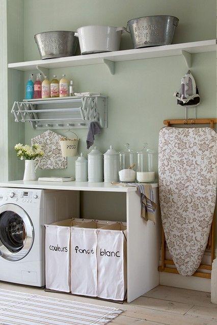 Utlise Your Utility Room | Laundry room inspiration, Laundry in .