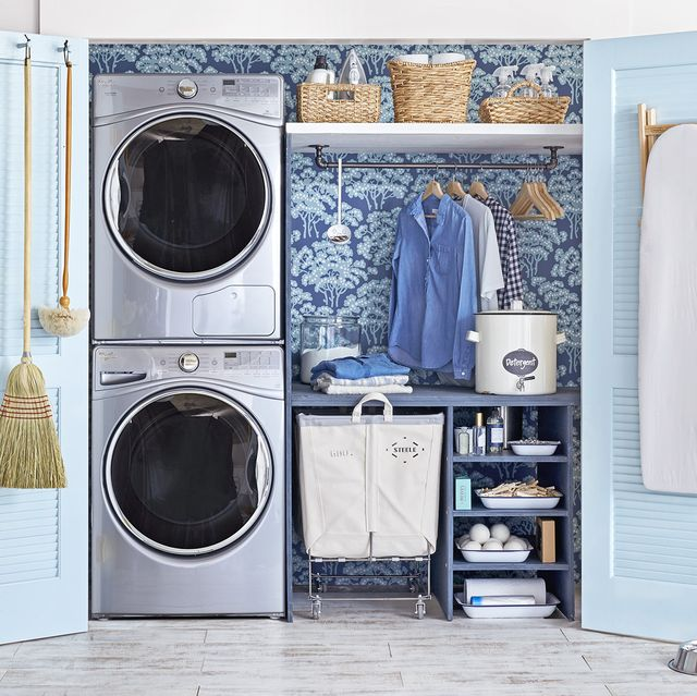 27 Clever Laundry Room Ideas - How to Organize a Laundry Ro