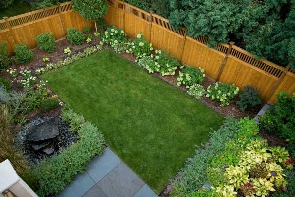 Landscaping Small Backyards Ideas