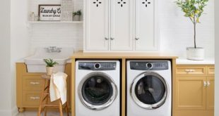 10 Laundry Room Decor Ideas For Style and Functi