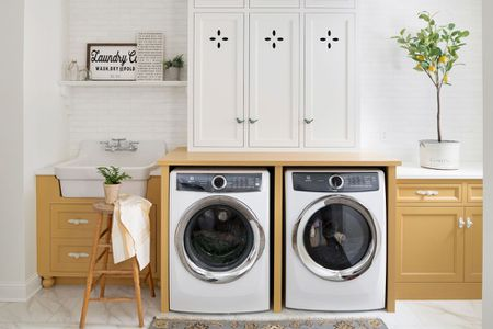 Laundry Room Decoration Ideas