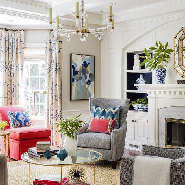 55 Best Living Room Ideas - Stylish Living Room Decorating Desig