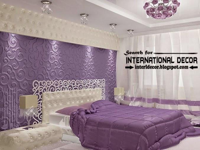 Top luxury bedroom decorating ideas, designs furniture 20
