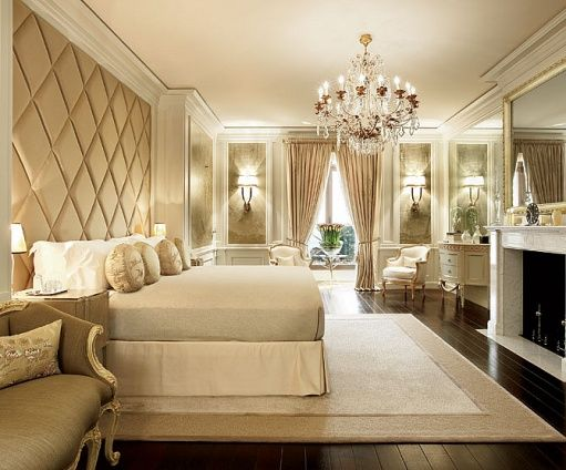 Daily Inspiration | Luxury bedroom master, Luxury master bedroom .