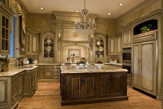 Luxurious Kitchen Design Ideas