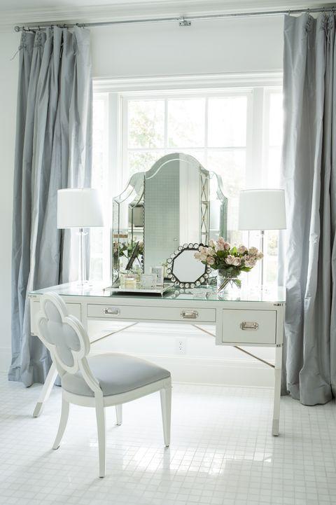 Glamorous Bedroom Vanity Ideas - Creative Bedroom Vanity Desig