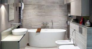 40 Luxury High End Style Bathroom Designs - Bored Art .