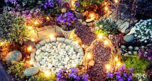 12 Fabulous Fairy Gardens, Minus the Fairies | Fairy garden, Fairy .
