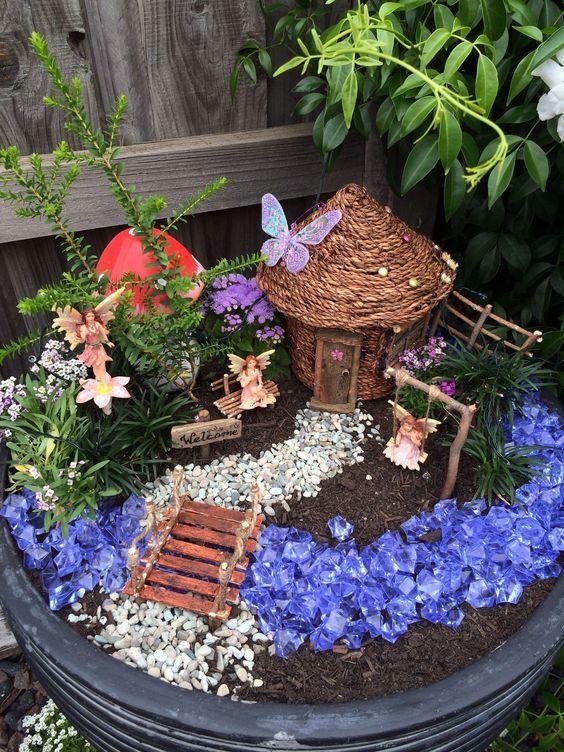 62 DIY Miniature Fairy Garden Ideas to Bring Magic Into Your Home .