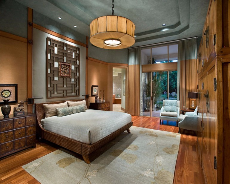 9 Marvelous Master Bedrooms in Art Deco Style – Master Bedroom Ide