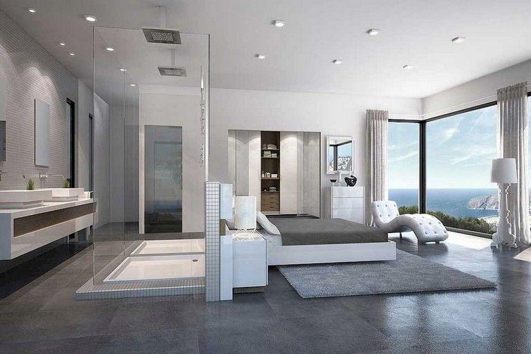 59+ Marvelous Open Bathroom Concept For Master Bedrooms Decor .