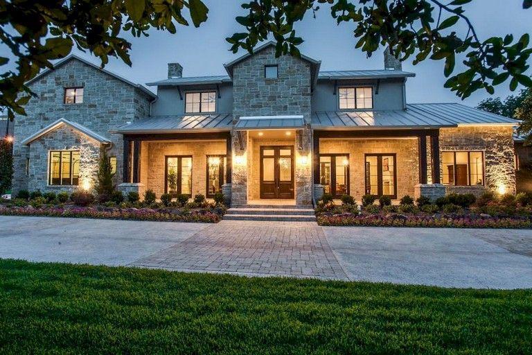 Marvelous Modern Farmhouse Exterior   Design Ideas