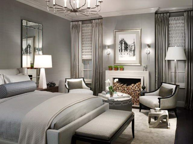 Master Bedroom Decorating Ideas for   Luxury Bedroom