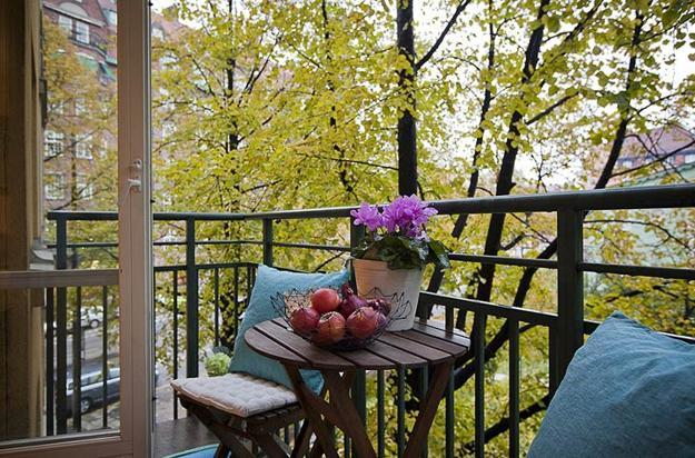 30 Small Balcony Designs and Decorating Ideas in Simple and .