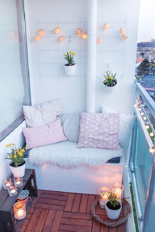Sophisticated minimalist scandinavian balcony design 20 » binarung.c