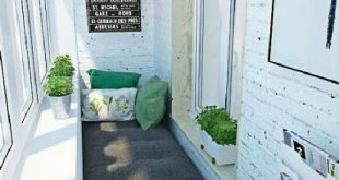 Sophisticated Minimalist Scandinavian Balcony Design - The .
