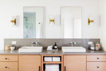 15 Cheap Bathroom Remodel Ide