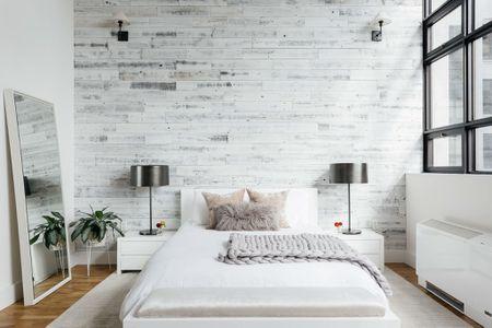 17 Modern Rustic Bedroom Decorating Ide