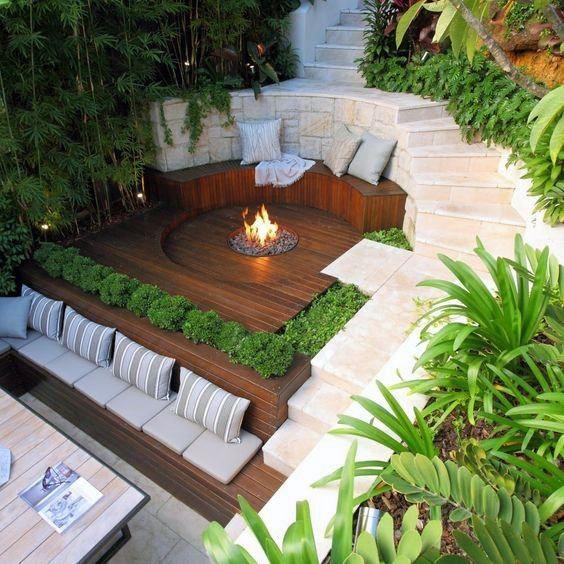 Top 50 Best Modern Deck Ideas - Contemporary Backyard Designs .