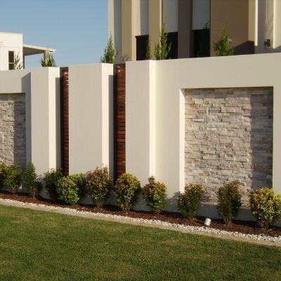 Modern Design Fences and Walls