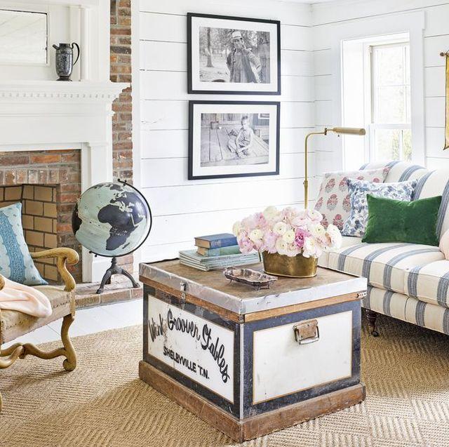 60 Best Farmhouse Style Ideas - Rustic Home Dec