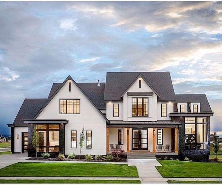 70 Most Popular Dream House Exterior Design Ideas   House designs .
