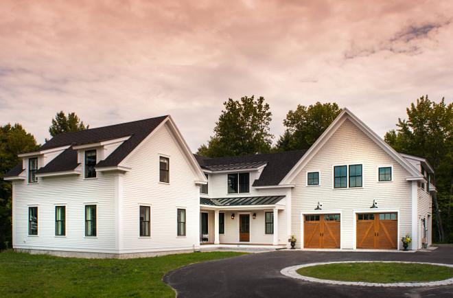 Modern Farmhouse Trending Exterior Design   Ideas