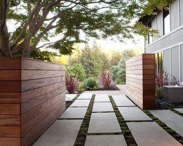 Orinda | Modern landscaping, Modern garden landscaping, Modern .